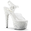 ADORE-708MR-5 Clear/White Crystal